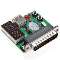 50PCS/LOT Notebook Laptop PC Diagnostic Card Motherboard Analyzer