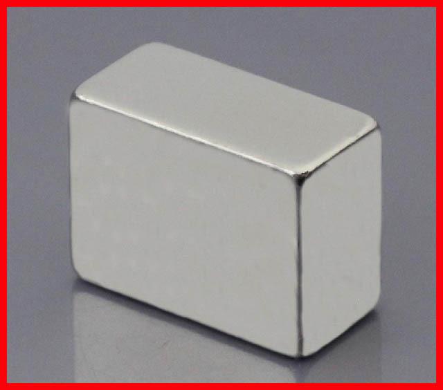 Купить Строительство и Недвижимость  5PC N50 Super Strong Block Cuboid Magnets Rare Earth Neodymium 20 x 15 x 10 mm New Free Shipping None
