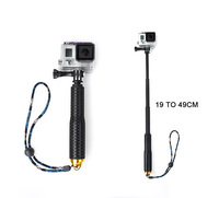F10615 TMC Remote Pole 48cm Colorful Base for Gopro Sport Camera + freepost