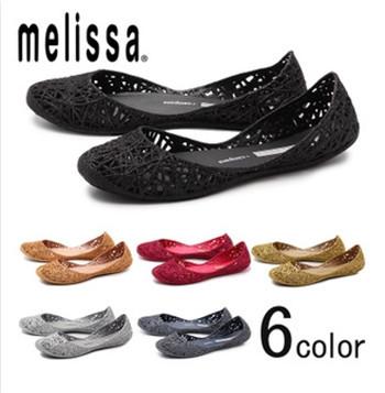 Новая мода обувь melissa Кампана Зиг