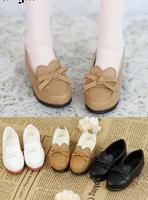 Forest Retro Uniform Shoes 3colors for BJD 1/4 MSD,1/3 SD10 SD13 Super Dollfie Luts DOD AS DZ Doll Shoes