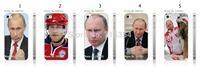Wholesale 5pcs/lot President Vladimir Putin Design Protective White Hard Back Case Cover For Iphone 4 4S Free Shipping