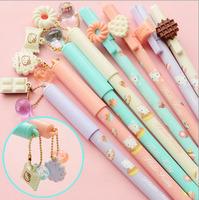 36pcs/lot Kawaii Cute cartoon style gel pen / Creative gel pen / Good price / Office supply / Free shipping