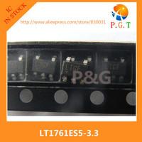 LT1761ES5-3.3 IC REG LDO 3.3V 0.1A TSOT23-5