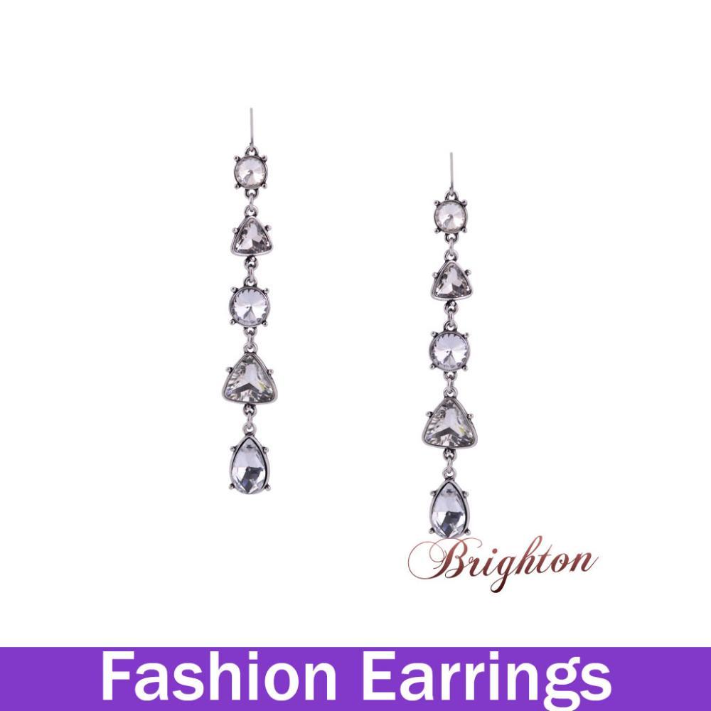 Серьги висячие Brighton EarringsWomen D34022(3550) arsenal brighton
