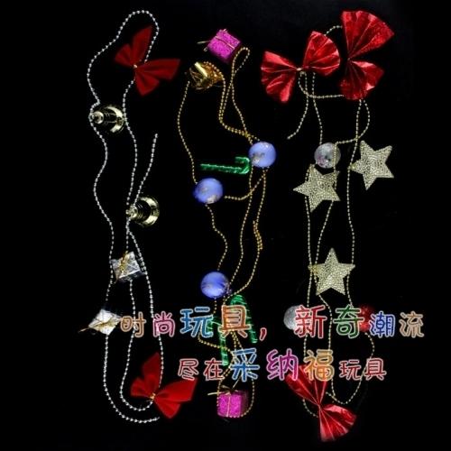 531 Christmas supplies decoration gift christmas pendant christmas tree chain packs(China (Mainland))