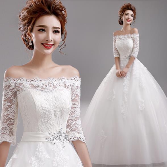 vestido de noiva 2015 new sexy une ligne appliques organza robes de mariée sur mesure robes de mariée taille plus 1309 long