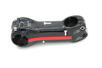 Selling cheap good quality full carbon road stem riser mountain bike parts 6,17 are UD Black Red Silver