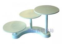 Hot free shipping Baking tools 3 plastic cake stand wedding cake stand birthday cake stand