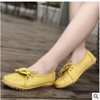 2015 Spring&autumn Women's single shoes flats women shoes  flat beans nurse shoes for pregnant women shoes 1270
