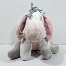 Free shipping 1pcs 30cm donkey Eeyore plush toys for children cartoon action figure plush animal dolls birthday gift (China (Mainland))