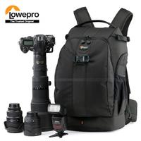 EMS Genuine Lowepro  FlipSide 500AW Tripod camera Backpack bag  FS500AW  DSLR protecter Digital SLR knapsack wholesale