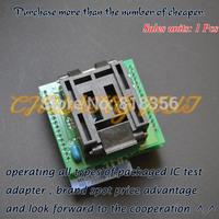 ME3337ESHF1H Programmer Adapter QFP80 to DIP32 Programmer Adapter LQFP80 TQFP80 socket