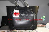 FREE shipping women fashion canvas brand casual handbag luxury shoulder bag designer clutch bag purse beach shopping beach bag