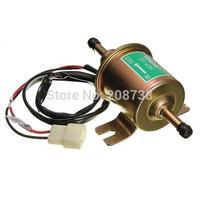 Universal 12V 8mm Pipes Car Boat Diessel / Petrol HEP-02A Set Metal Electric Fuel Pump