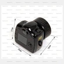 Smallest Pocket CMOS HD Video Audio Camera Hidden Mini Camcorder DV/DVR/Photo Recorder Mini Wireless Camera