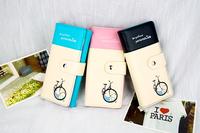 New 2015 Pu leather Candy Color Women's Wallets casual Long Purse fashion Women Clutch bags Handbags
