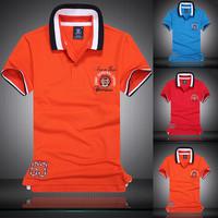verao men's Polo shirt 100% cotton camisa polo masculina masculino camisas masculinas social roupas importadas da china
