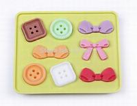 DIY Candy Colors Chocolates Eco-Friendly Food-grade Silicone Cake Mold Originality Convenient Fashion Creative Trends Cake Tools