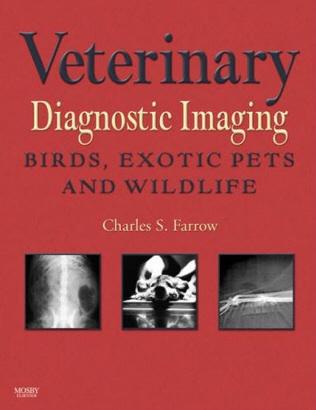 Veterinária diagnóstico por imagem : aves animais de estimação exóticos e Wildli(China (Mainland))