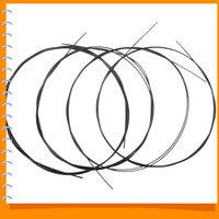 "5packs! 4pcs/pack! Alice Black Nylon 4 Ukulele Strings Set for Soprano Concert 21"" 23"" Ukulele Parts and Accessories"