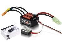 3pcs/set Original QuicRun-WP-16BL30 Sensorless Brushless 30A ESC + motor kv4500 + PROGRAM CARD for 1/16 1/18  car (1 set)