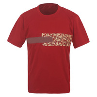 IKAI 2015 Men's Designer Quick Drying Casual T-Shirts Men O-Neck Slim Fit Short Sleeves Tees New Brand Print Tee Shirt HMD0069-5