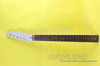 "115# New Electric guitar neck Unfinished rose wood Fingerboard 22 fret 25.5"""