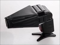 Flash light reflector lambed plate beam tube condenser tube
