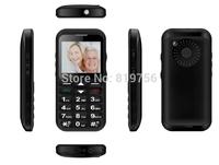 Free shipping, New unlocked GSM Senior phone Dual SIM Big button SOS emergency key MP3 FM basic mobile phone for elderly