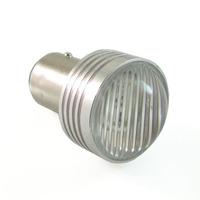 1 Pair of Car Light 1156 3W High Power Brake Light Auto Red Turn Signal Light Bulbs
