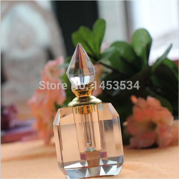 2015 AAA quality new design crystal perfume bottle(China (Mainland))