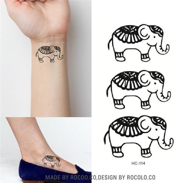Sticker hair extensions - Online Get Cheap Shoulder Tattoo Designs Aliexpress Com