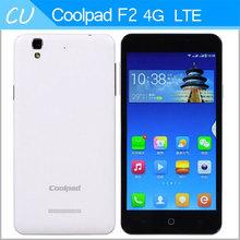 In Stock Original Coolpad F2 4G LTE Mobile Phone MSM8939 Octa Core 2G RAM 16GB ROM 5.5″ IPS Screen 13MP Camera Dual SIM 2500mAh