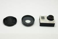 GO35 SJ4000 Professional High Transmittance Glass 30mm FPV Protective UV Lens for Gopro Hero4 / Hero3+ / Hero3