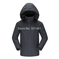 2015 Men Outdoor Jackets & Coats Men's Sportswear Spring Hiking Jacket Waterproof Windproof hunting camping Coats MP1612