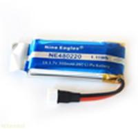 F08097 NE480305 Li-Po Battery 350mAh for Nine Eagles GALAXY VISITOR 2 F11 JMT + Free post