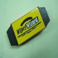 Car Van Wiper Wizard Windshield Wiper Blade Restorer Cleaner with 5 Wizard Wipes,with retail package