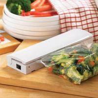 New 1Pcs Food Sealer Save Portable Reseal Save Airtight Plastic Bag Reduce Waste Packer Kitchen Tools - WFA0048