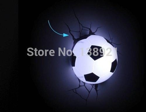 Люстра в виде мяча футбольного своими руками