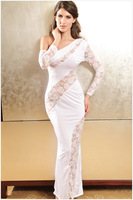 Europe and America New Fashion 2015 Long sleeves Dress Sexy Women Dresses HM159
