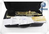 YTR - 2335 adjustable small brass instruments Bb trumpet gold