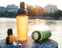 Top-grade 750ml Exquisite Quality goods space cup aulacese creative mug cup 750ml rich light cup sports bottle