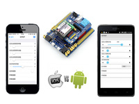cloud control STM32 development board is compatible with A mbed LPB100 WIFI smart home