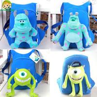 Avivababy brand New Cute 3D Children Backpacks fashion School Bags For Boys Cartoon Backpack Kids Satchel Mochila Infantil
