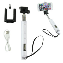 Fantastic Handheld Zooming Function Wireless Bluetooth Monopod Self Photo Selfie Stick for Samsung Note S4 S3 etc nice Selling