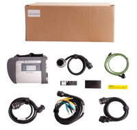 2015 NEW MB Star Compact C4 SD Connect with WIFI +software( V2014.12 ) For Benz with Best Quality