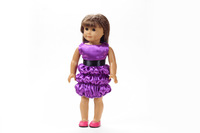"Free shipping!!!  18"" American girl doll clothes/dress Give children the best Christmas gift B214"
