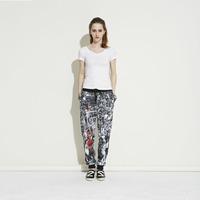 2015 New Fashion 3d Jordan Basketball print Pants For Women&man outdoor trousers sports pants joggers sweatpants Free Shipping