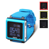 Watch mp3 player mp4 mp5 clamours sports running mp3 recording pen mini